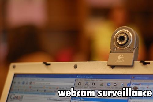 webcam surveillance